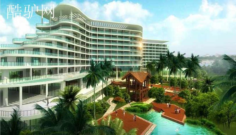 龙悦海景大酒店位于海南省三亚市三亚湾路156号,由中国人民解放军总参