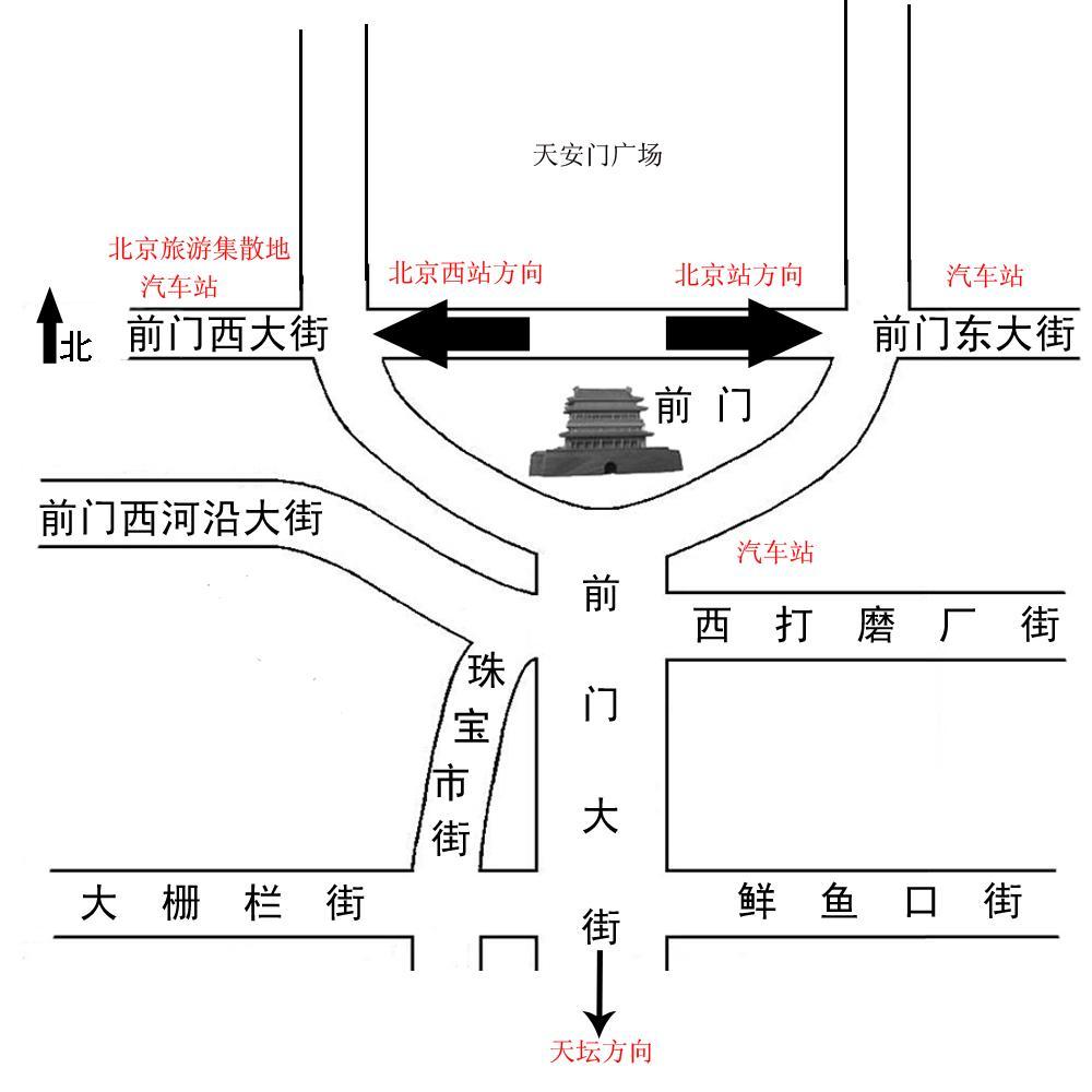 北京交通攻略