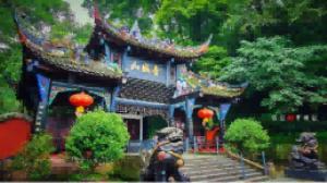 【纯玩】1日游<都江堰+青城山+街子古镇>