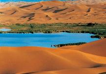 【双飞】<希拉穆仁草原、库布其沙漠、成吉思汗陵5日>