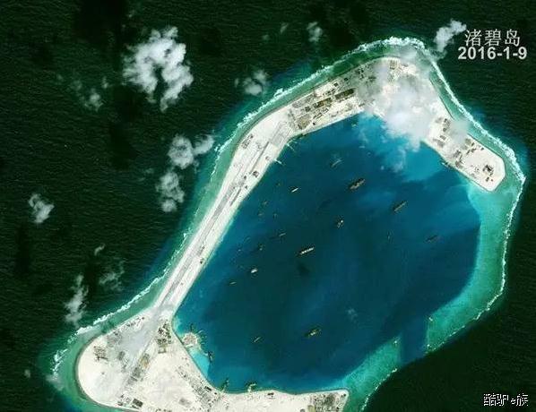 南沙群岛还有诸多美丽的海岛